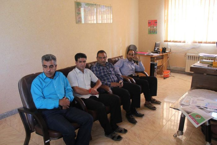 جلسه هماهنگی کمیته داوران هیات فوتبال برگزار شد.
