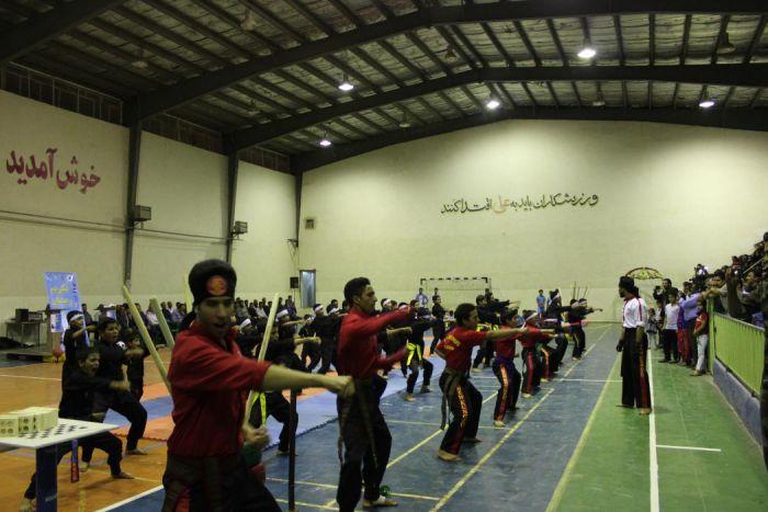 جشنواره ی بزرگ تکریم رمضان با ورزش