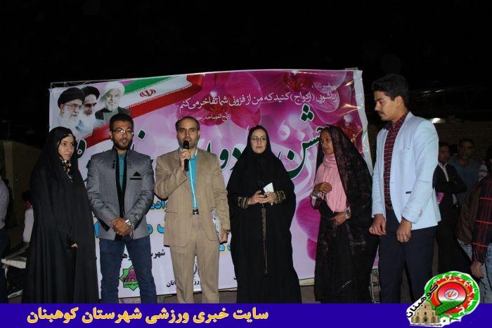 گزارش عملکرد اداره ورزش و جوانان شهرستان کوهبنان به مناسبت هفته دولت