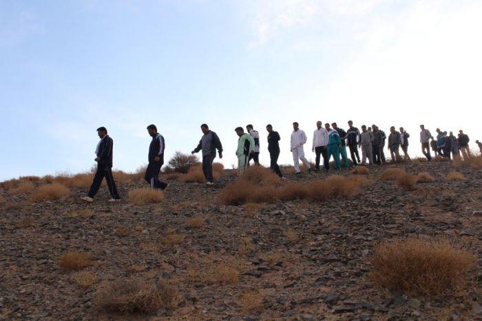 کوهپیمایی عمومی به مناسبت ایام الله دهه فجر