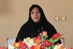 فاطمه اکبری نایب رئیس هیئت جودو