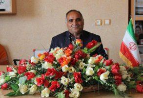 جواد مجیدی مسئول هیات دوچرخه سواری