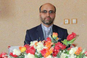 محمدجواد اکبری رئیس هیئت انجمنهای ورزشی