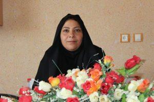 زهرا احمدی نایب رئیس هیئت هندبال