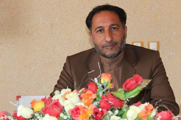 علی اصغر نامجو رئیس هیئت جودو