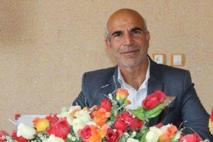 سیدمحسن روح الامینی رئیس هیئت کوهنوردی