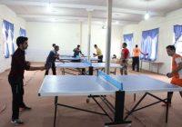 مسابقات تنیس روی میز کارمندان ادارات شهرستان کوهبنان به مناسبت هفته سلامت