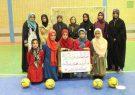 مسابقات فوتسال بانوان به مناسبت هفته سلامت درمحل سالن ورزشی امام علی علیه السلام برگزارشد.