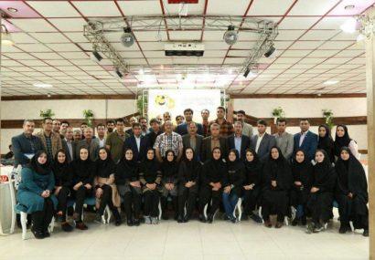 همایش هم اندیشی روسا و نواب روسای هیات های والیبال استان کرمان