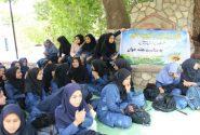 جشن نشاط و شادابی به مناسبت هفته جوان در روستای کهن شهرستان کوهبنان