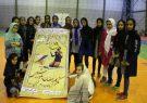 مسابقات والیبال بانوان بخش طغرالجرد جام تکریم رمضان