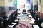 محفل انس با قرآن کریم باحضور ورزشکاران شهرستان کوهبنان تحت عنوان تکریم رمضان