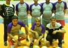 تمرین تیم پیشکسوتان در سالن ورزشی رهبری