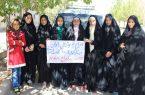 اعزام تیم فوتسال بانوان شهرستان کوهبنان به مسابقات فوتسال استان