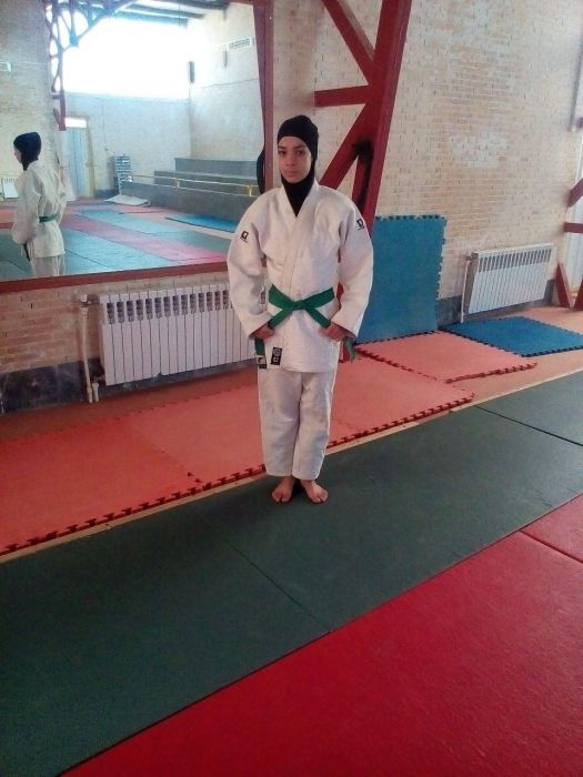 حضور نوجوان کوهبنانی در تیم جودوی استان جهت شرکت در مسابقات کشوری