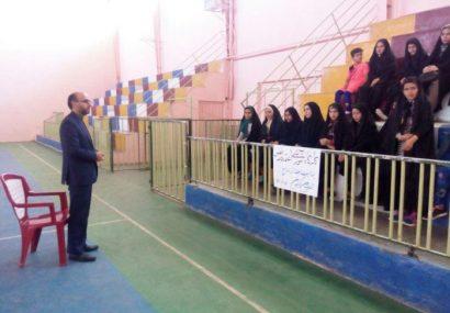 برگزاری کارگاه اموزشی اعتمادبه نفس دختران  به مناسبت هفته ازدواج