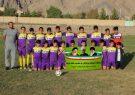 مسابقات فوتبال چمنی نوجوانان شهرستان کوهبنان به مناسبت هفته دولت