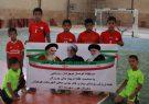 مسابقات فوتسال نوجوانان روستایی  به مناسبت هفته تربیت بدنی و سلامت  دهستان جور  مهرماه ۹۷