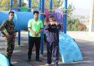 مسابقات تیراندازی کارکنان ادارات به مناسبت هفته تربیت بدنی و سلامت  پرسنل محترم نیروی انتظامی  مهرماه ۹۷