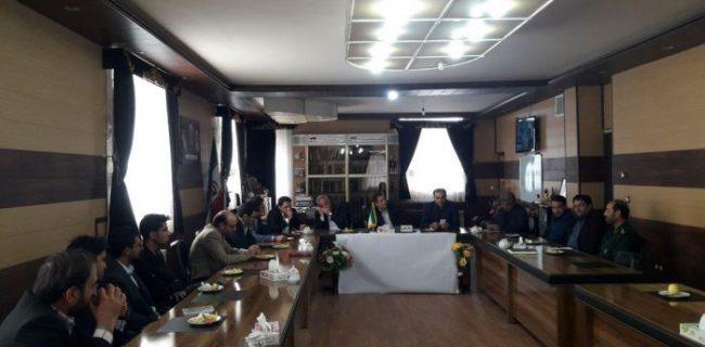 پنجمین جلسه ستاد ساماندهی امور جوانان شهرستان کوهبنان