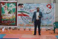 افتتاح کانون بسیج ورزشکاران و جشنواره بازی های بومی محلی شهرستان کوهبنان