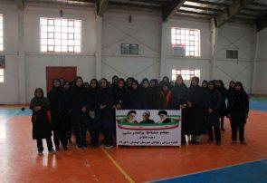 جام نشاط و تندرستی ویژه بانوان شهرستان کوهبنان