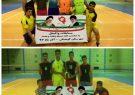 شگفتی سازی نوجوانان والیبالیست در دیدار دوستانه