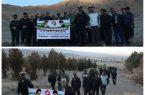 همایش کوهروی کارکنان ادارات شهرستان کوهبنان به مناسبت بزرگداشت حماسه ۹ دی