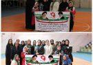 مسابقات والیبال بانوان روستاهای بخش مرکزی شهرستان کوهبنان به مناسبت چهلمین سالگرد پیروزی انقلاب اسلامی و کنگره ۶۵۰۰شهید استان کرمان