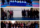 ♦️اولین حضور تیم کبدی دانش آموزان دختر کوهبنانی دراستان♦️