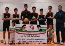 آغازمسابقات والیبال آقایان به مناسبت چهلمین سالگرد پیروزی انقلاب اسلامی