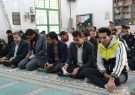 قرائت زیارت عاشورا باحضور کارکنان ادارات شهرستان کوهبنان
