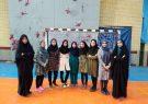 اولین برد تیم فوتسال دانش آموزان دختر شهرستان کوهبنان