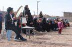 همایش پیاده روی خانوادگی روستایی و جشنواره بازی های بومی محلی در ۲روستای خرمدشت ورتک شهرستان کوهبنان برگزار گردید.