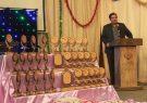 جشن روز جوان و تجلیل از جوانان برتر شهرستان کوهبنان