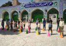 همایش اسکیت همگانی شهرستان کوهبنان