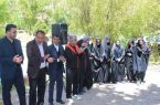 جشنواره تجلیل از دانش آموزان برتر ورزشی و سفیران سلامت مدارس شهرستان کوهبنان به مناسبت هفته سلامت