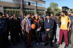 برگزاری مسابقات همگانی به مناسبت روز کارگر در معدن هشونی شهرستان کوهبنان