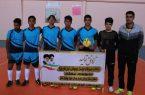 مسابقات فوتسال نوجوانان با نیازهای ویژه استان به میزبانی شهرستان کوهبنان