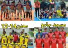 نتایج شب دوم مسابقات فوتسال شهرستان کوهبنان جام تکریم رمضان با ورزش
