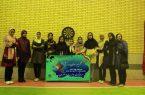 مسابقات دارت دختران شهرستان کوهبنان به مناسبت تکریم رمضان