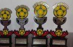 مرحله نهایی مسابقات فوتسال جام تکریم رمضان با ورزش شهرستان کوهبنان