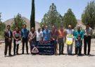 مسابقات تیراندازی با تفنگ بادی ویژه مسئولین هیات های ورزشی شهرستان کوهبنان