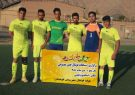 مسابقات فوتبال آقایان به مناسبت دهه کرامت وهفته حجاب وعفاف