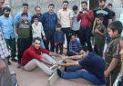 جشنواره بازی های بومی محلی شهرستان کوهبنان در روستای همت آباد