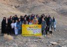 همایش کوهروی دختران شهرستان کوهبنان به مناسبت دهه کرامت وهفته حجاب