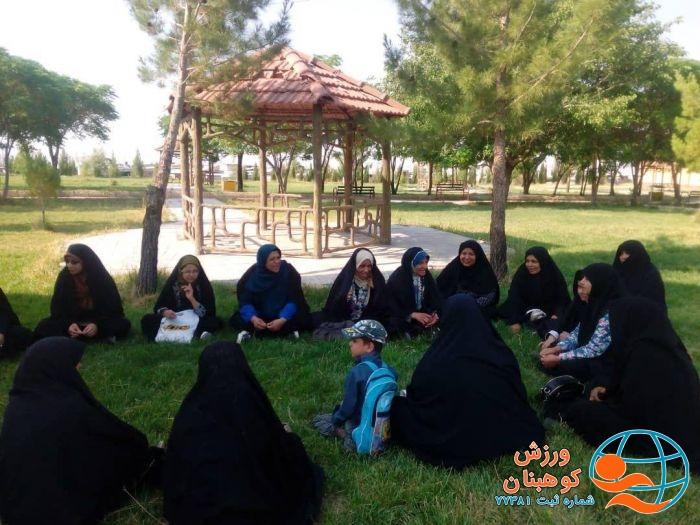 کارگاه آموزشی حجاب و عفاف ویژه دختران بخش طغرالجرد شهرستان کوهبنان