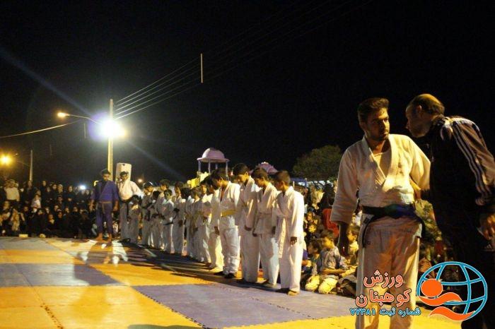 پنجمین جشنواره تابستانه با ورزش شهرستان کوهبنان برگزارشد.