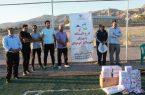ششمین جشنواره تابستانه با ورزش شهرستان کوهبنان برگزارشد