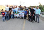 مسابقات بومی محلی روستای نجف آباد شهرستان کوهبنان به مناسبت عید سعید غدیر خم